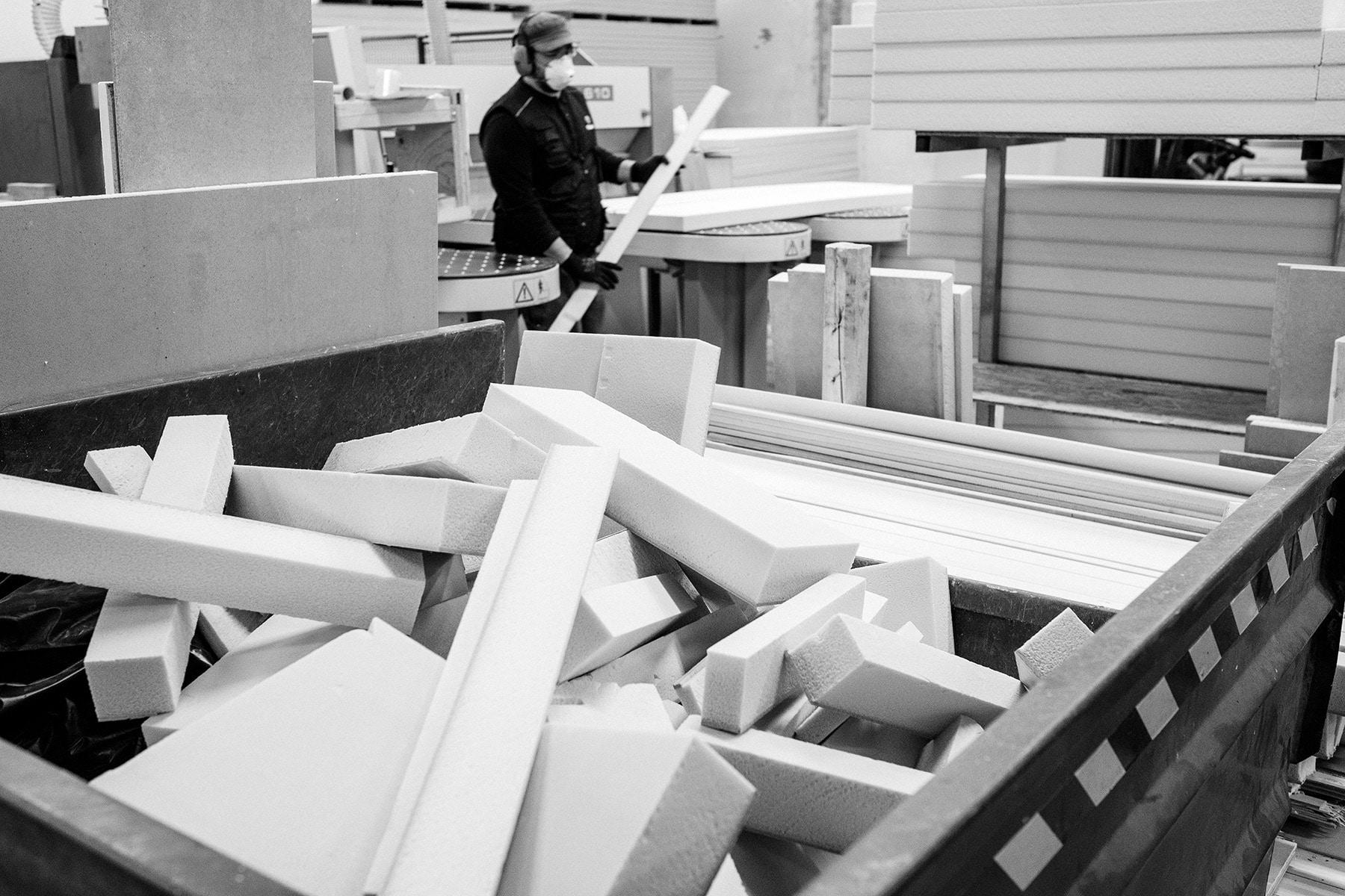 fotografie reportage industriali a rimini